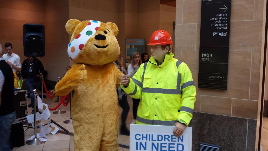 Children in Need - Dance Matters