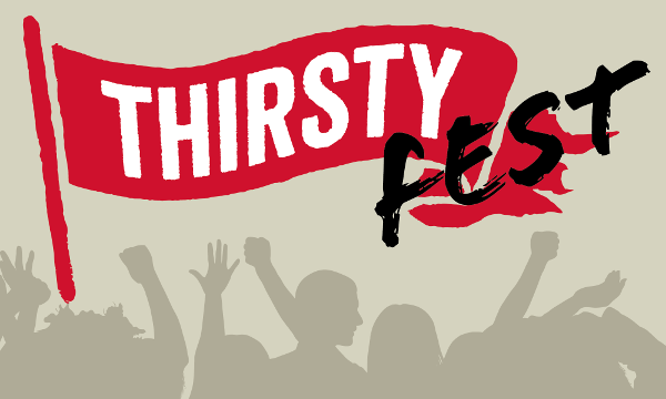 Thirstyfest at Mackays this Winter