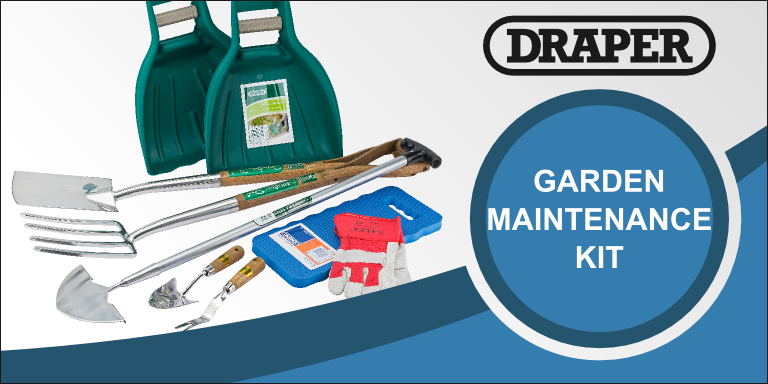 Draper Garden Maintenace Kit
