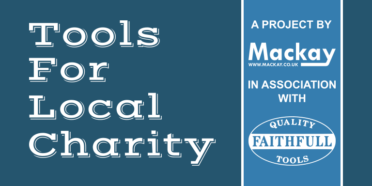 Tools For Local Charity 2016