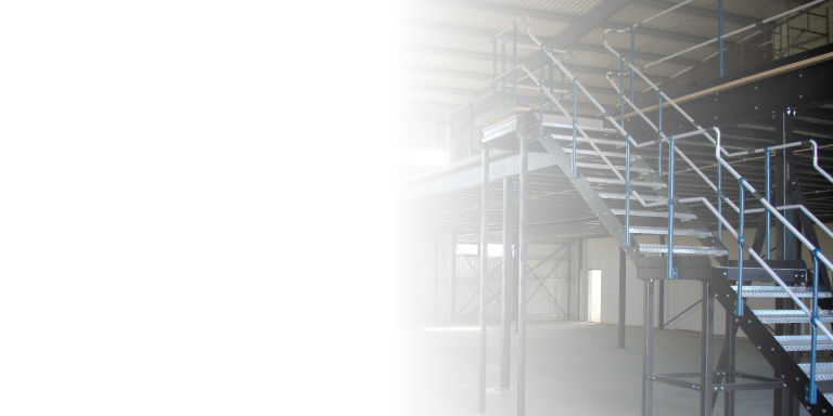 Storage Solutions Mezzanine Floors