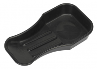 Sealey Mdrp01 Motorcycle Oil Drain Pan 2.5ltr