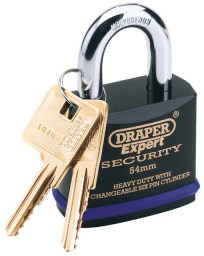 Solid Steel Padlock