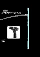 CHD108SF 10.8V HAMMER DRILL STORMFORCE Draper 16049