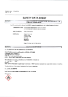 Material Safety Data Sheet for Making Cabinets & Built-ins - * Planning * Building * Installing