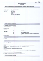 Material Safety Data Sheet for Draper 0.500ml Air Tool Oil 34681 Ato500