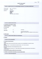 Material Safety Data Sheet for Draper 1l Air Tool Oil 34682 Ato1000