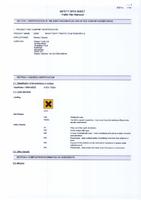 Material Safety Data Sheet for 52697 Weed Control 100m