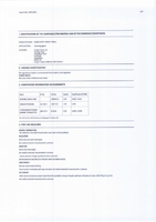 Material Safety Data Sheet for Draper 750ml 'Hard Graft' Green Spirit 65006 (Hgpbc-750ml)