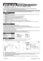 Instruction Manual for Sealey Ptb67506 Rollcab 6 Drawer 675mm Heavy-duty