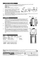 Parts List for Sealey SA106L Air Lubricator Max Airflow 60cfm