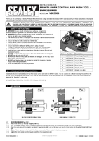 Instruction Manual for Sealey Vse5586 Front Lower Control Arm Bush Tool - Bmw 3 Series